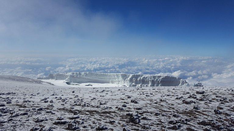 glacier africa